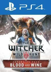 Buy The Witcher 3 Wild Hunt Blood and Wine DLC PS4 CD Key