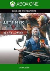 Buy The Witcher 3 Wild Hunt Blood and Wine DLC Xbox One