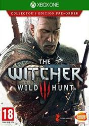 Buy The Witcher 3 Wild Hunt Collectors Edition XBOX ONE CD Key