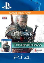 Buy The Witcher 3 Wild Hunt Expansion Pass PS4 CD Key