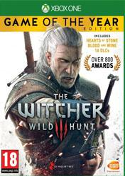 Buy The Witcher 3 Wild Hunt GOTY XBOX ONE CD Key