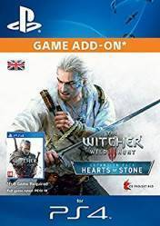 Buy The Witcher 3 Wild Hunt Hearts of Stone DLC PS4 CD Key