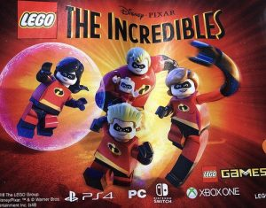 TheBrickFan publishes an image about a possible Lego: The Incredibles video game