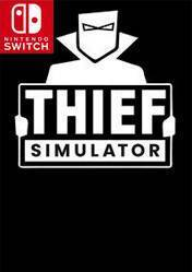 Buy Cheap Thief Simulator NINTENDO SWITCH CD Key