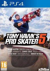 Buy Cheap Tony Hawks Pro Skater 5 PS4 CD Key