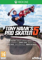 Buy Cheap Tony Hawks Pro Skater 5 XBOX ONE CD Key