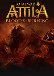 Buy Total War Attila Blood and Burning Pack pc cd key for Steam