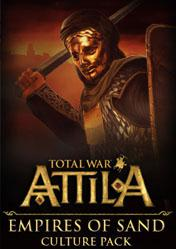 Buy Cheap Total War Attila Empires of Sand Culture Pack PC CD Key