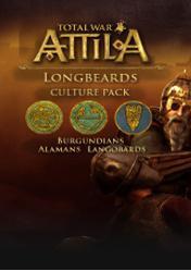 Buy Total War Attila Longbeards Culture Pack DLC PC CD Key
