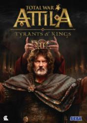 Buy Total War Attila Tyrants and Kings Edition PC CD Key