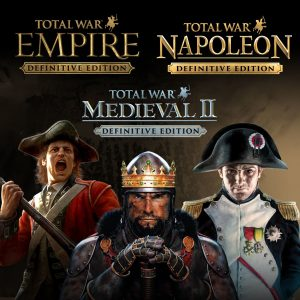 Total War: Empire, Medieval II and Napoleon now include all the DLCs