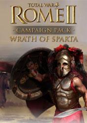 Buy Total War Rome 2 Wrath of Sparta DLC pc cd key for Steam
