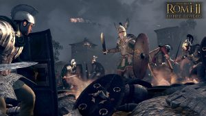 Total War: Rome II warms up with the launch trailer for its new expansion, Empire Divided