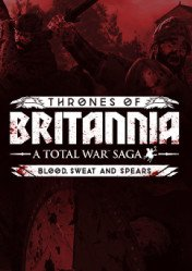 Buy Cheap Total War Saga: THRONES OF BRITANNIA Blood, Sweat and Spears PC CD Key