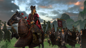 Total War: Three Kingdoms will be released the 7th of March, 2019