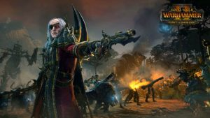 Total War: Warhammer 2 announces its new expansion, that includes zombie pirates