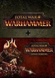 Buy Cheap Total War Warhammer + Chaos Warriors Race Pack PC CD Key