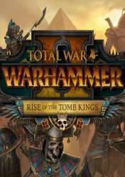 Buy Total War: WARHAMMER II Rise of the Tomb Kings pc cd key for Steam