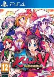 Buy Cheap Touhou Kobuto V: Burst Battle PS4 CD Key