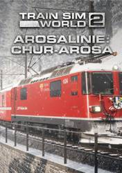 Buy Cheap Train Sim World 2 Arosalinie Chur Arosa Route Add On PC CD Key