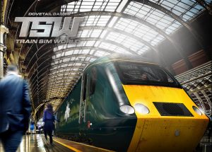Train Sim World unveils a new classic train as a DLC: the Great Western Express