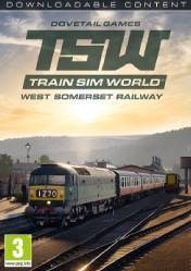 Buy Train Sim World: West Somerset Railway Route Add-On pc cd key for Steam