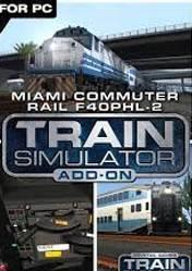 Buy Cheap Train Simulator Miami Commuter Rail F40PHL2 Loco Add On PC CD Key