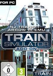 Buy Cheap Train Simulator NJ TRANSIT Arrow III EMU Add On PC CD Key