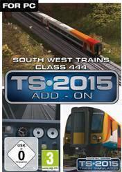 Buy Cheap Train Simulator South West Trains Class 444 EMU Add On PC CD Key