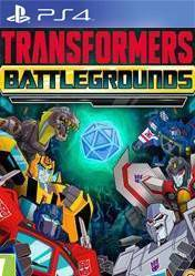 Buy Cheap Transformers Battlegrounds PS4 CD Key