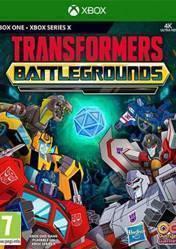 Buy Cheap Transformers Battlegrounds XBOX ONE CD Key
