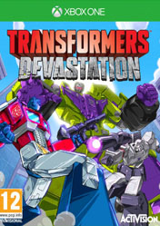 Buy Cheap TRANSFORMERS Devastation XBOX ONE CD Key