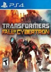 Buy TRANSFORMERS: FALL OF CYBERTRON PS4