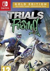 Buy Cheap Trials Rising NINTENDO SWITCH CD Key