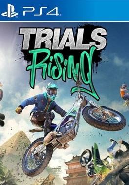 Buy Trials Rising PS4 CD Key