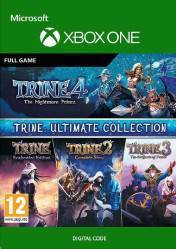 Buy Cheap Trine Ultimate Collection XBOX ONE CD Key
