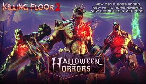 Tripwire publishes a new Halloween update for Killing Floor 2