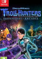 Buy Cheap Trollhunters: Defenders of Arcadia NINTENDO SWITCH CD Key