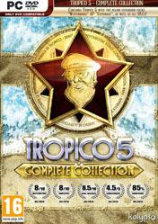 Buy Tropico 5 Complete Collection PC CD Key