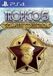 Buy Tropico 5 Complete Collection PS4 CD Key