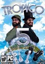 Buy Tropico 5 pc cd key for Steam