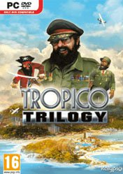 Buy Cheap Tropico Trilogy Edition PC CD Key