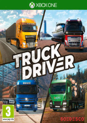 Buy Cheap Truck Driver XBOX ONE CD Key