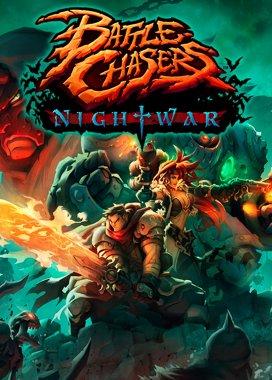 Battle Chasers: Nightwar Live Stream