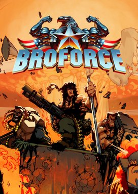 Broforce Live Stream