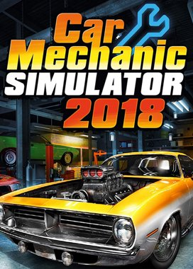 Car Mechanic Simulator 2018 Live Stream
