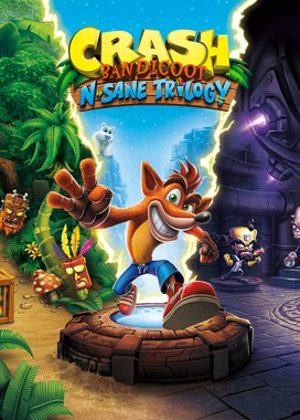 Crash Bandicoot: N. Sane Trilogy Live Stream
