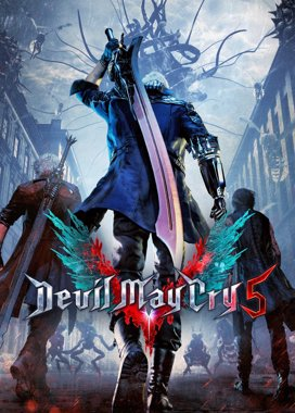 Devil May Cry 5 Live Stream