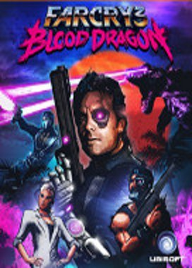 Far Cry 3: Blood Dragon Live Stream