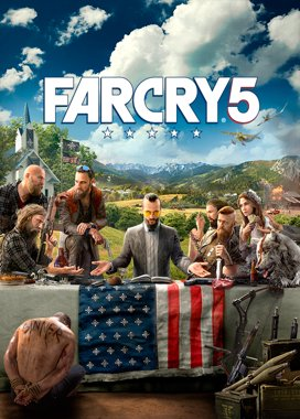 Far Cry 5 Live Stream